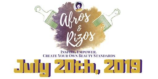 Afros & Rizos: 3rd Annual