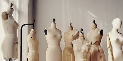FASHION DRAPING BASICS - PART 1   PRIVATE 3 - DAY Course   July Session