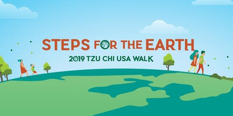 Steps For The Earth: 2019 Tzu Chi USA Walk in NYC tickets