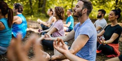 Waterside Yoga at London Wildlife Festival