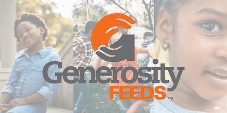 Generosity Feeds Belle Center, OH tickets