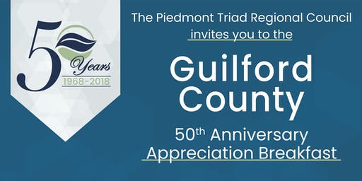 PTRC Guilford 50th Anniversary Celebration