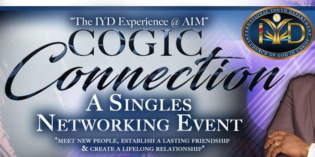 IYD Presents: COGIC Connection - A Singles Networking Event tickets