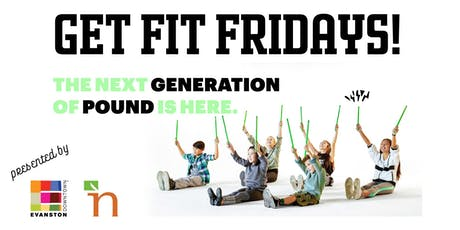 Get Fit Fridays: Generation POUND tickets