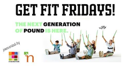 Get Fit Fridays: Generation POUND