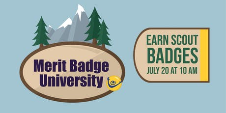 Merit Badge University tickets
