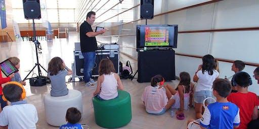 Taller musical infantil: música y nuevas tecnologías para los más pequeños