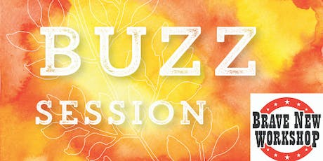 Passion Collective Buzz Session: Brave New You! tickets
