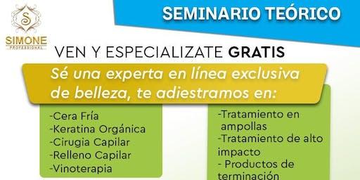 ESPECIALIZATE EN CERA FRIA Y EN LINEA DE PRODUCTOS DE BELLEZA