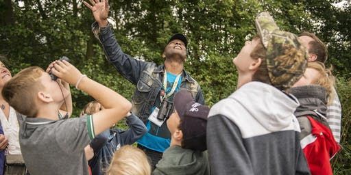 The Urban Birder Guide at London Wildlife Festival