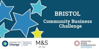 INFO SESSION: Bristol Community Business Challenge