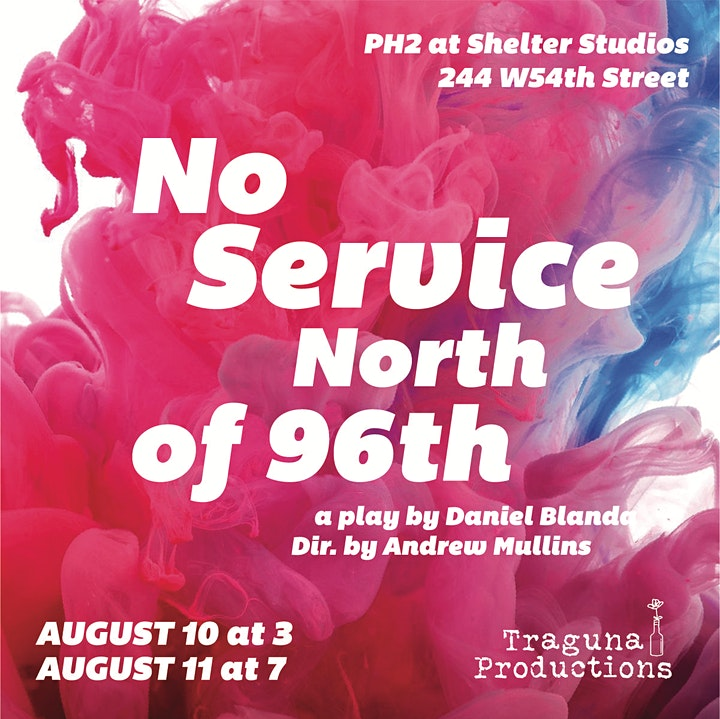 Summer Reading Series 2019: No Service North of 96th image