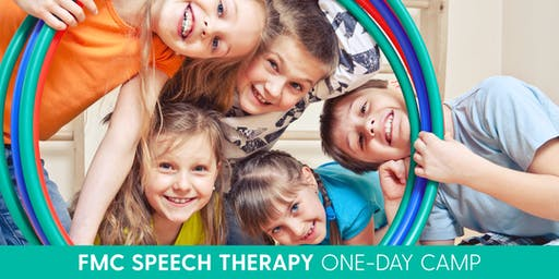 FMC Summer Speech Therapy One-Day Camp