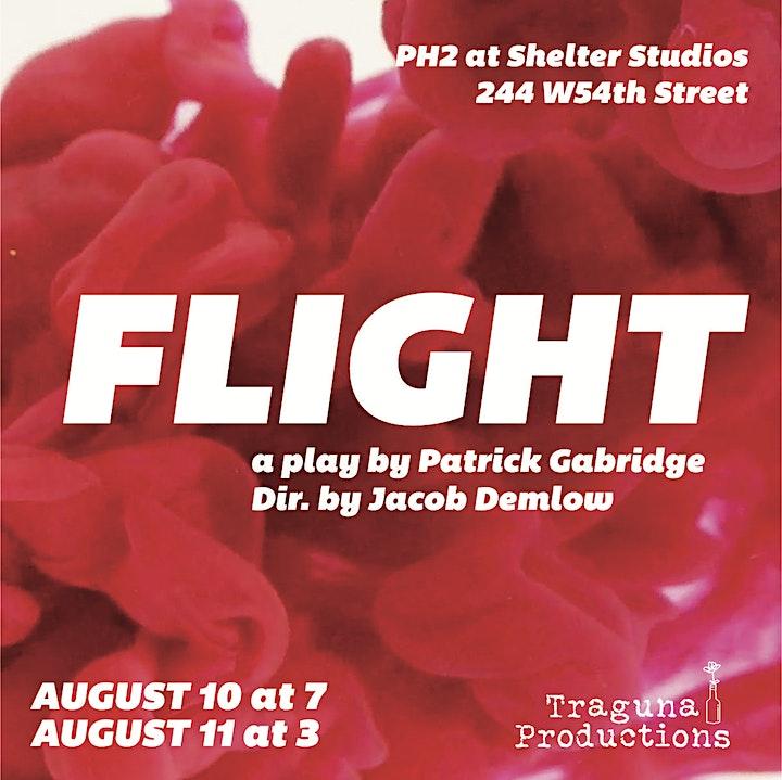 Summer Reading Series 2019: Flight image