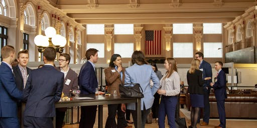 The Money Mixer: a no-sales meet-and-greet for business owners and financial/legal professionals