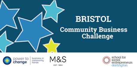 INFO SESSION: Bristol Community Business Challenge   tickets