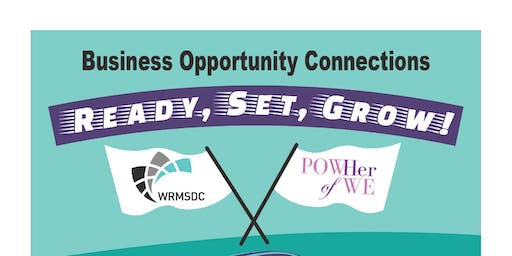 2019 Business Opportunity Connections Event - Information & Details