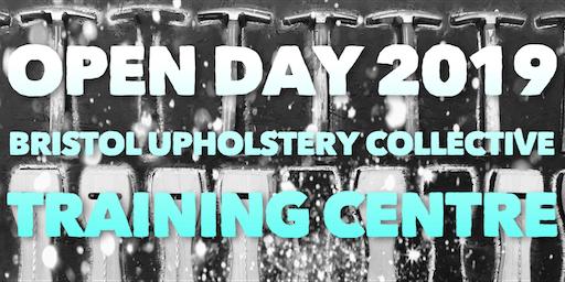 Upholstery School OPEN DAY 2019