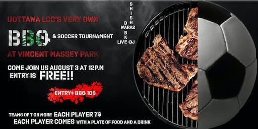 LCC uOttawa Summer Barbecue & Soccer Tournament