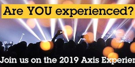Axis Experience Tour - Camden, NJ tickets