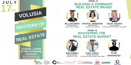 Volusia's Masters of Real Estate tickets