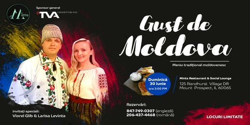GUST DE MOLDOVA