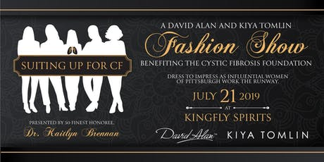 Suiting Up for CF: A David Alan & Kiya Tomlin Fashion Show tickets