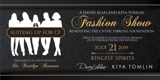 Suiting Up for CF: A Charity Fashion Show ft. David Alan & Kiya Tomlin