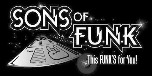 SONS of Funk LIVE from Dockside