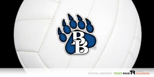 Brewer vs Birdville FR/JV/Varsity Volleyball (Girls)