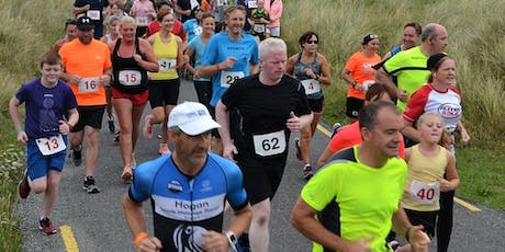 St Brendan's A.C 10th Anniversary Banna Run 10k, 5k and U16 2K.  tickets
