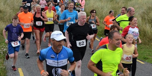 St Brendan's A.C 10th Anniversary Banna Run 10k, 5k and U16 2K.