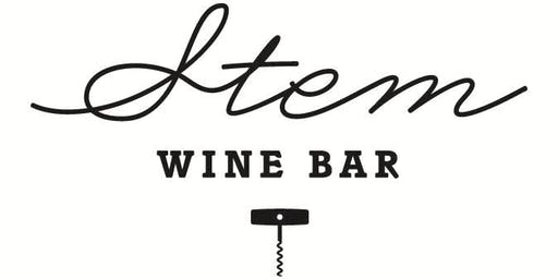 Stem Wine Bar July Tasting Event: Taste Hidden Worldly Gems for a Great Cause