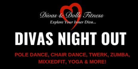 Divas Night Out tickets