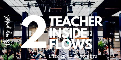 Inside Flow Special V.01  - 2 Teacher, 2 Flows Tickets