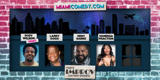 From Atlanta To Miami Comedy Show