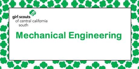 Mechanical Engineering for Brownies- Kern  tickets