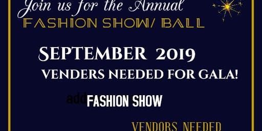 VENDORS NEEDED FOR SEPT 2019