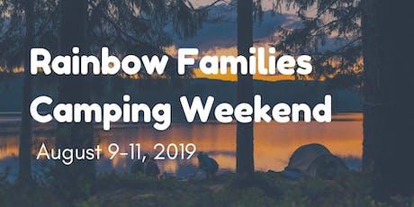 Sacramento Rainbow Families Camping Weekend tickets