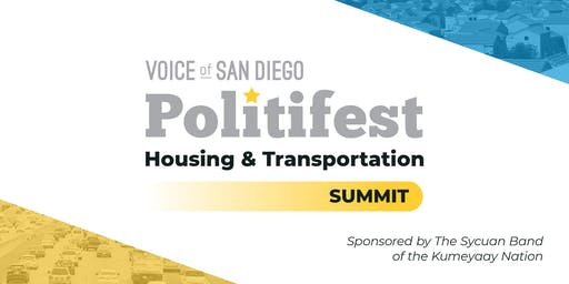 Politifest Housing and Transportation Summit 2019