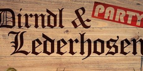 Dirndl & Lederhosen Party Bad Urach  Tickets