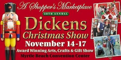 38th Annual Dicken's Christmas Show & Festivals