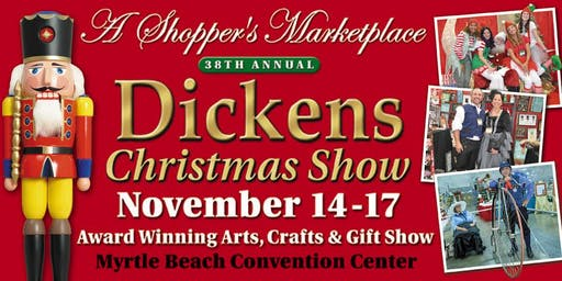 38th Annual Dicken's Christmas Show & Festivals