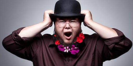 Shane Koyczan Spoken Word Artist