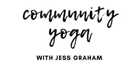 Community Yoga with Jess Graham tickets