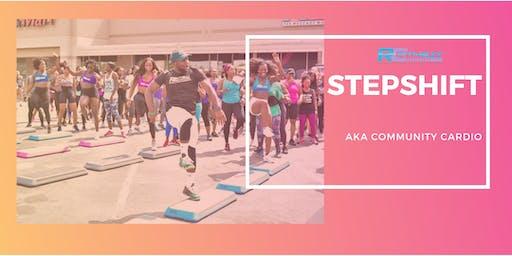 StepShift (aka Community Cardio) with RC Fitness