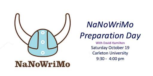 NaNoWriMo Preparation Day