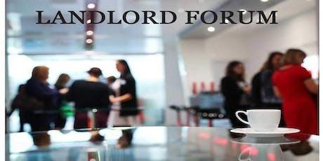 Manchester Landlord Forum tickets