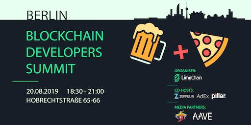 The Blockchain Developers Summit - ETHBerlin Edition