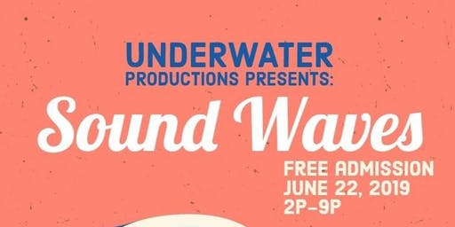 Underwater Productions- Sound Waves